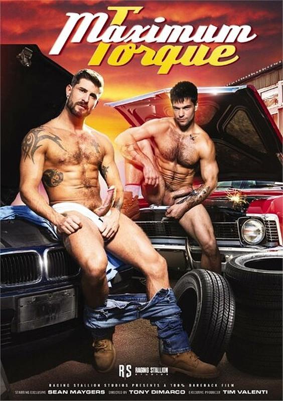 Maximum Torque Gay DVD Bild