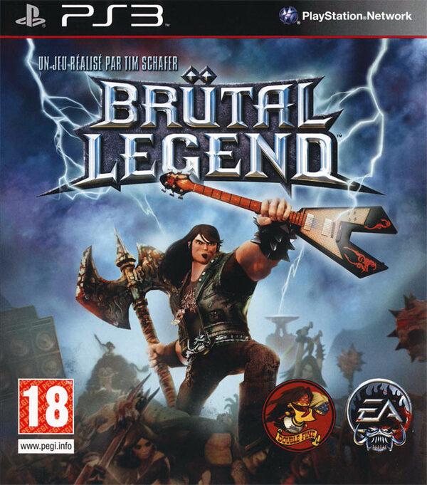 Brütal Legend EU PS3 Bild
