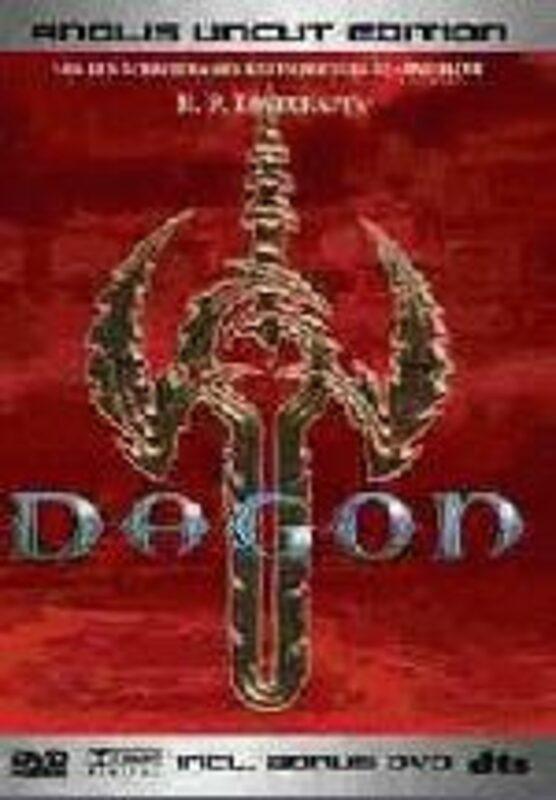 Dagon: Anolis Uncut Edition DVD Bild