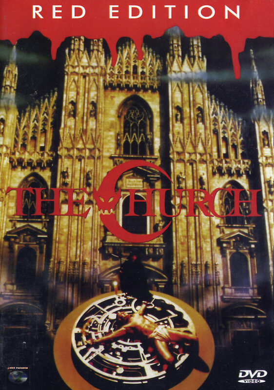 The Church - Red Edition DVD Bild