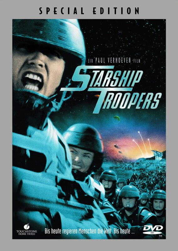 Starship Troopers  [SE] DVD Bild