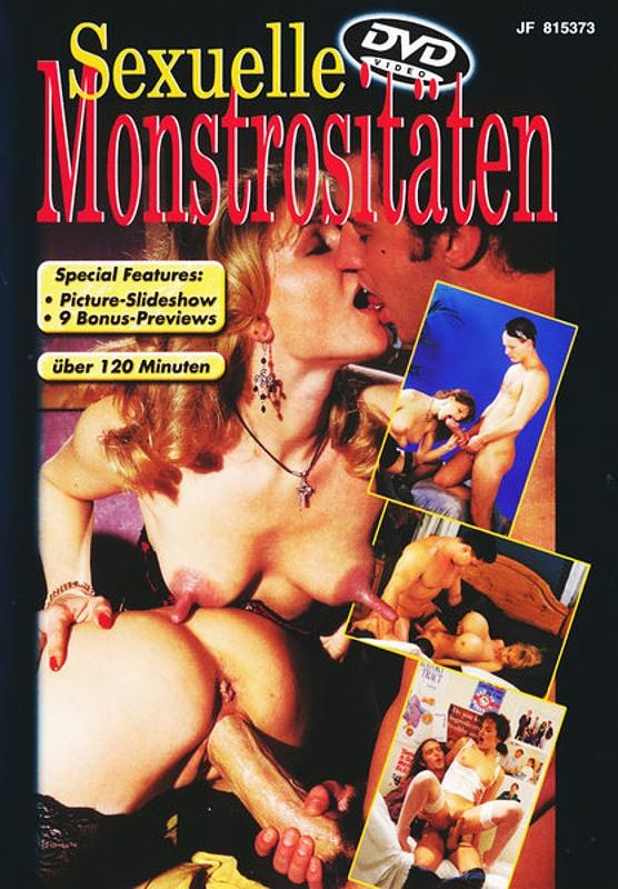 Sexuelle Monstrositäten 1 DVD Bild