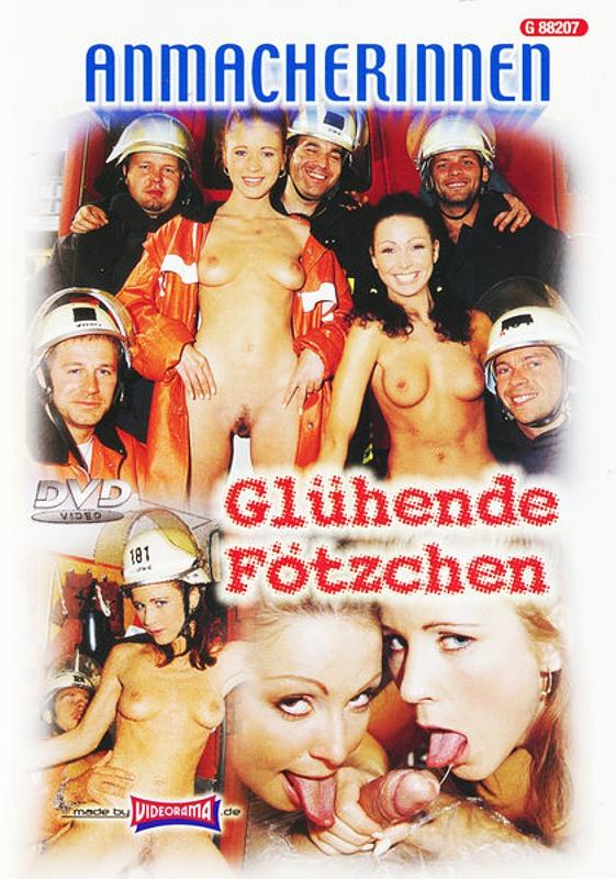 Anmacherinnen - Glühende Fötzchen DVD Bild