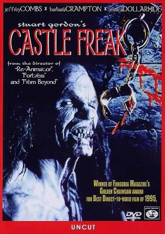 Castle Freak DVD Bild