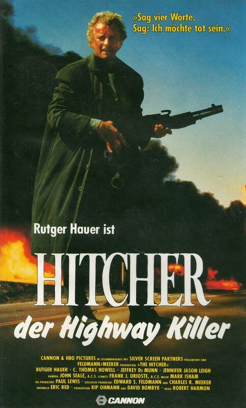 Hitcher- Der Highway Killer VHS-Video Bild