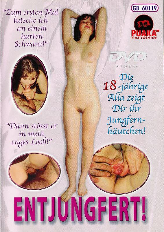 Entjungfert DVD Bild