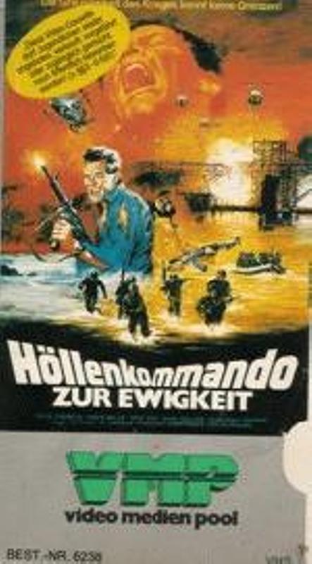 Höllenkommando zur Ewigkeit VHS-Video Bild