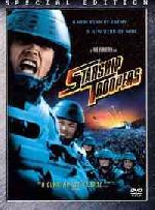 Starship Troopers - Special Edition RC1 DVD Bild