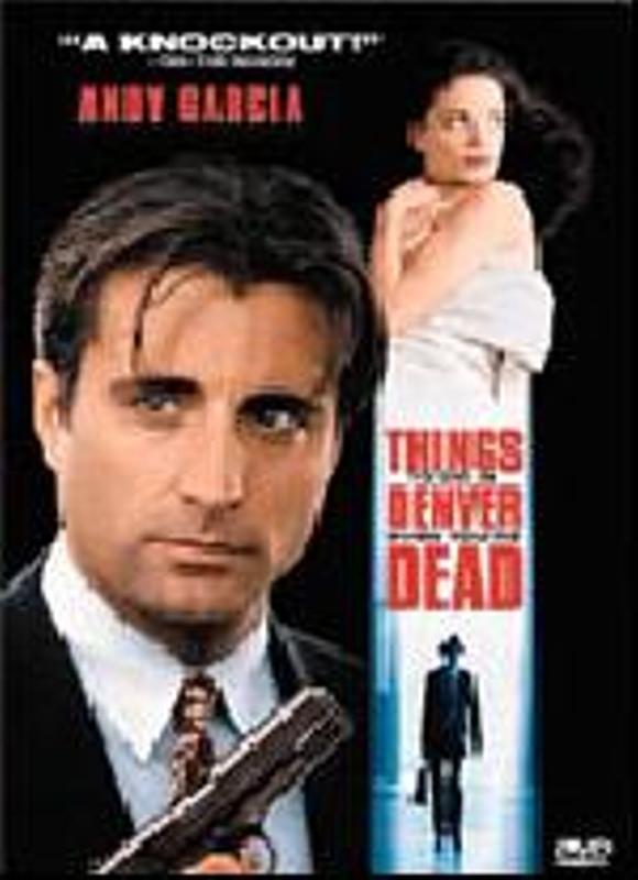 """dvd диск  """"Чем заняться мертвецу в Денвере """". dvd фильм  """"Чем заняться мертвецу..."""