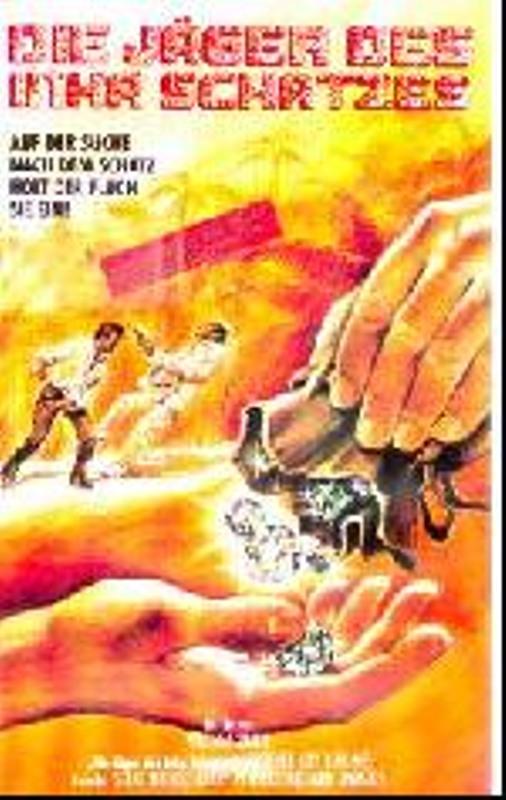 Die Jäger des Inka-Schatzes VHS-Video Bild
