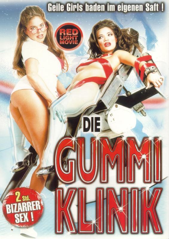 Die Gummiklinik DVD Bild