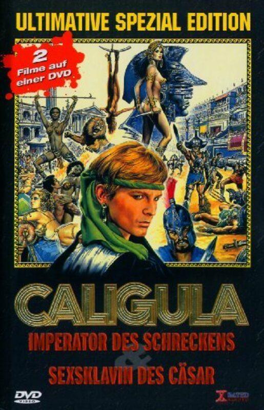 Caligula 3 - Imperator des Schreckens  [SE] DVD Bild
