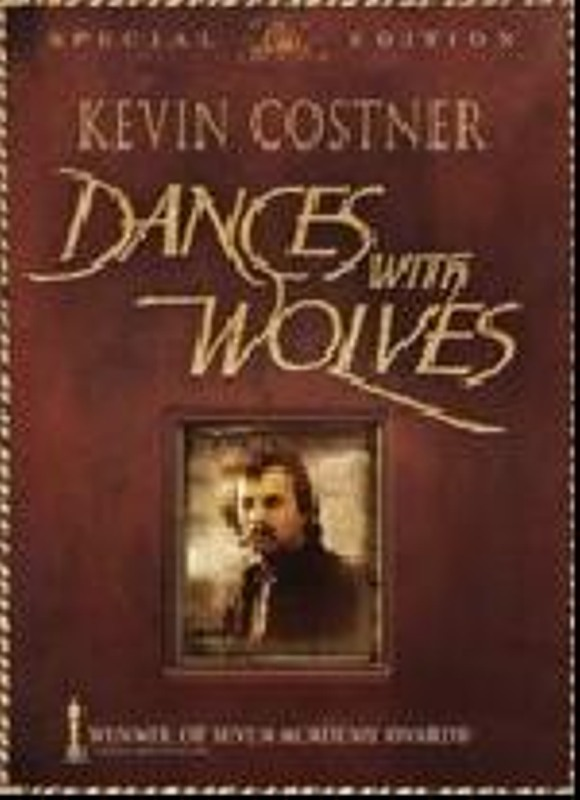 Dances With The Wolves - Special Edition RC1 DVD Bild