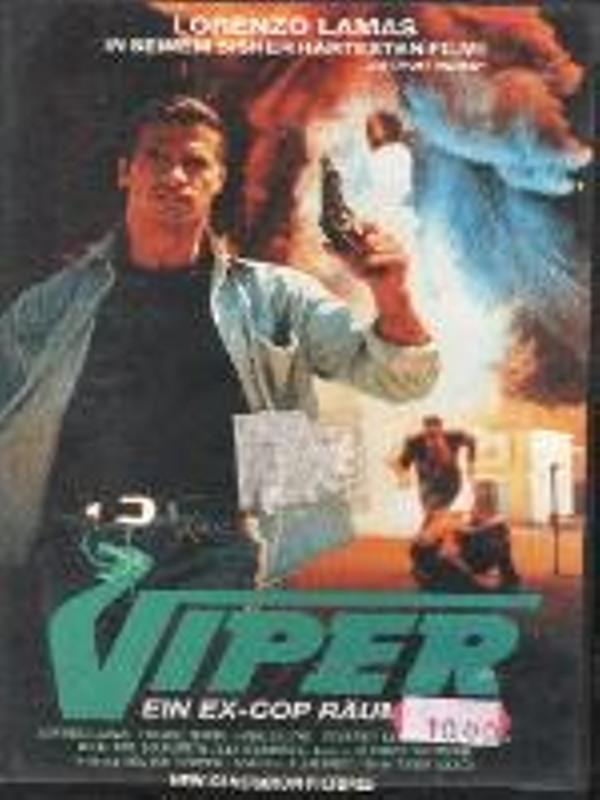 Codename Viper - Ein Ex-Cop Räumt Auf VHS-Video Bild