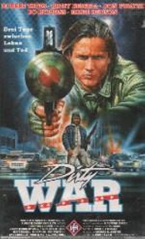 Dirty War VHS-Video Bild