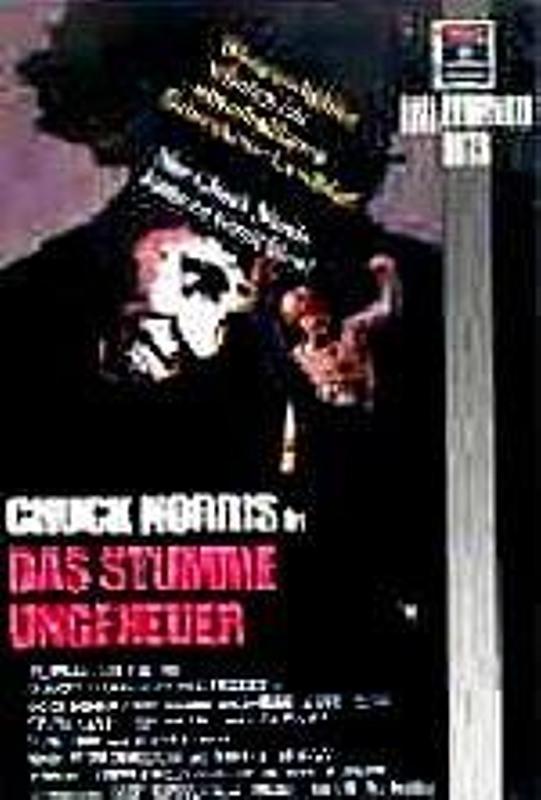 Das Stumme Ungeheuer VHS-Video Bild