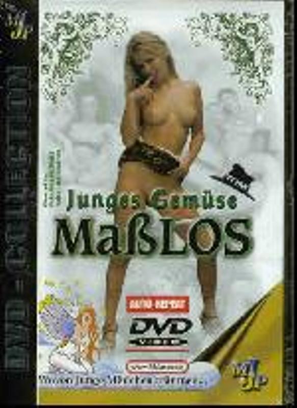 Junges Gemüse Maßlos DVD Bild