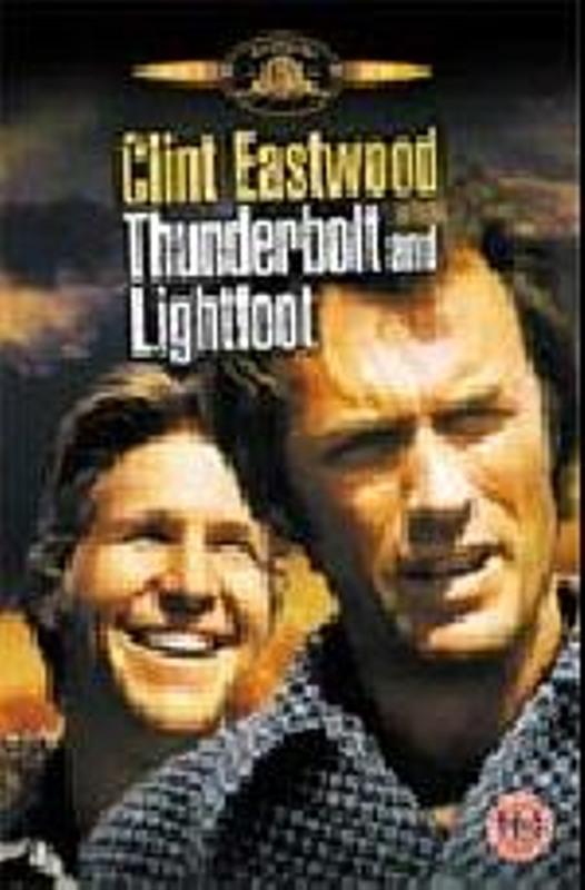 Thunderbolt and Lightfoot UK DVD Bild