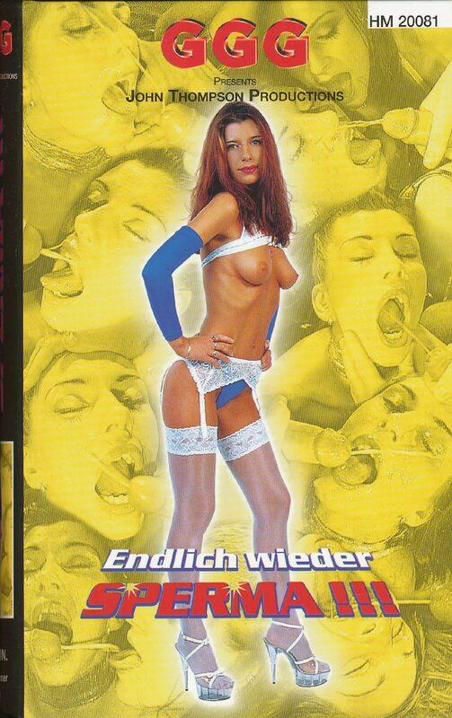 GGG - Endlich wieder Sperma!!! VHS-Video Bild