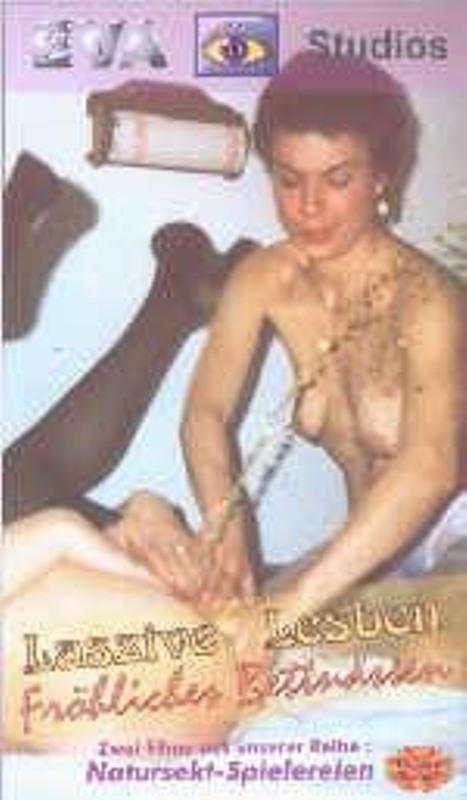 Laszive Lesben + Fröhliches Bettnässen DVD Bild