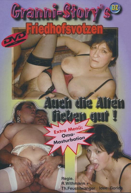 Granni-Story's  3 - Auch die Alten  ficken gut DVD Bild