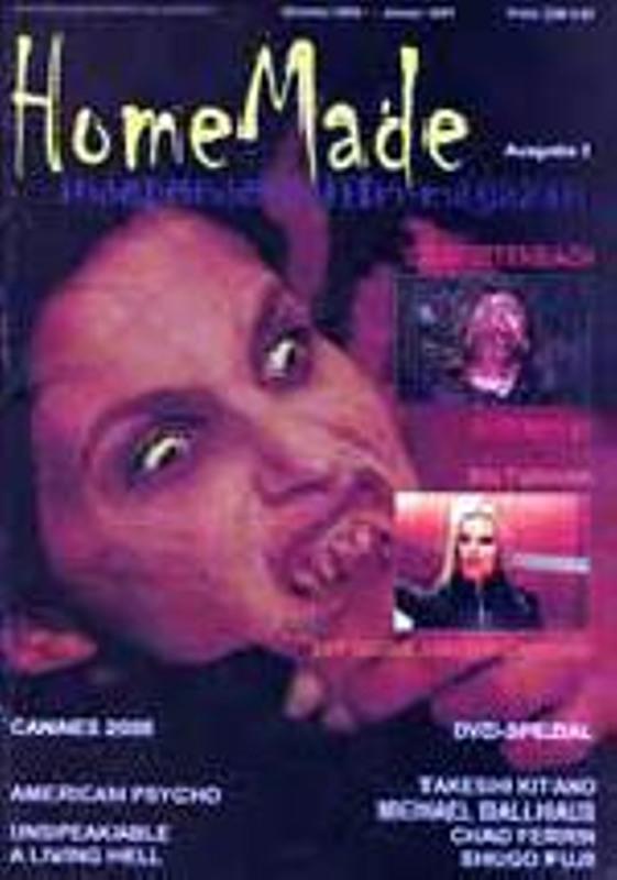 Home Made Ausgabe 3 DVD-Magazin Bild