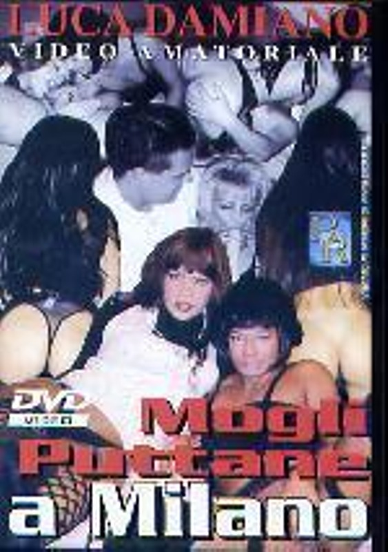 Mogli Puttane a Milano DVD Bild