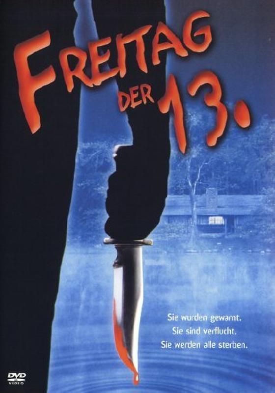 Freitag, der 13. - Teil 1 DVD Bild