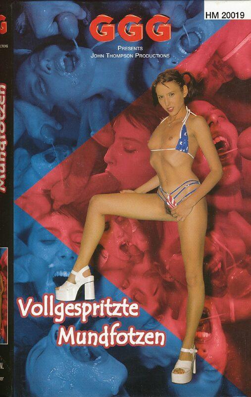 GGG - Vollgespritzte Mundfotzen VHS-Video Bild