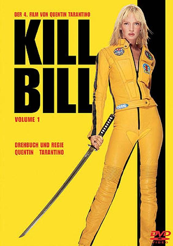 Kill Bill - Volume 1 DVD Bild