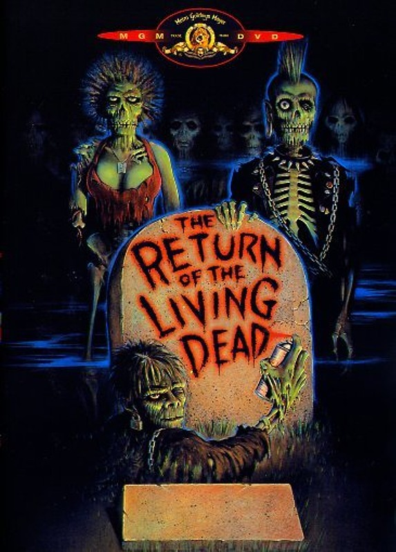 The Return of the Living Dead DVD Bild