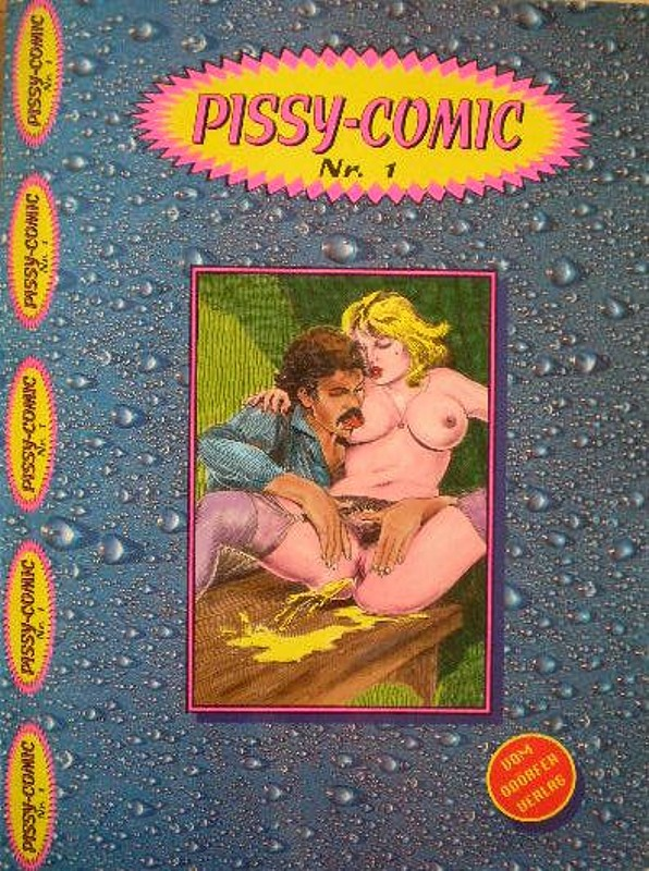 Pissy Comic Nr. 1 Comic Bild