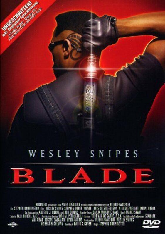 Blade DVD Bild