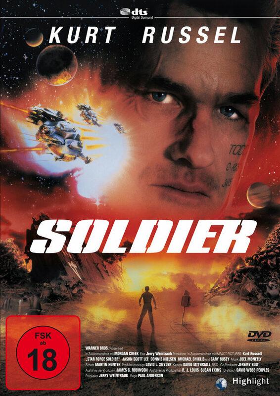 Soldier DVD Bild
