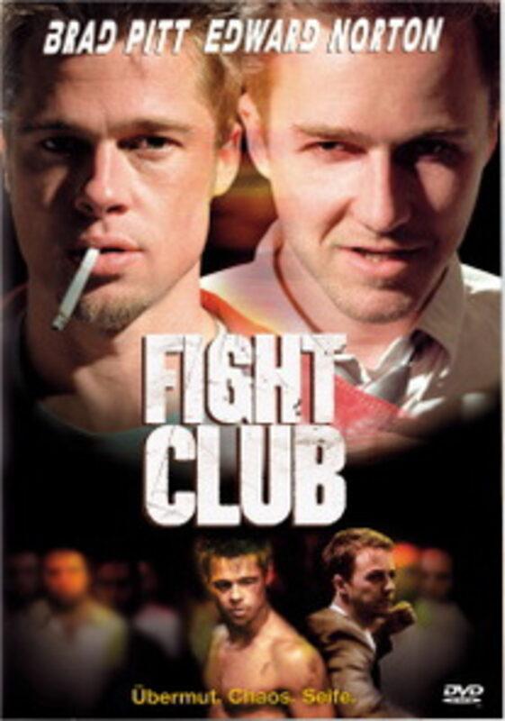 Fight Club DVD Bild