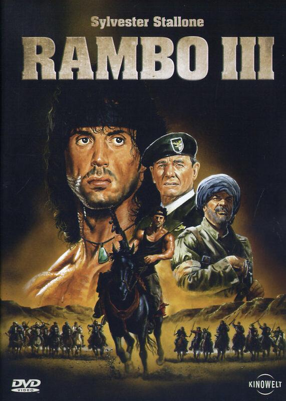 Rambo 3 DVD Bild