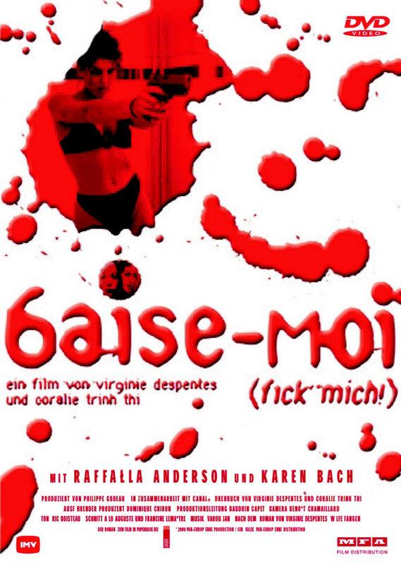 Baise-Moi - Fick mich! DVD Bild