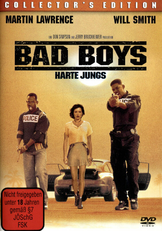 Bad Boys - Harte Jungs DVD Bild
