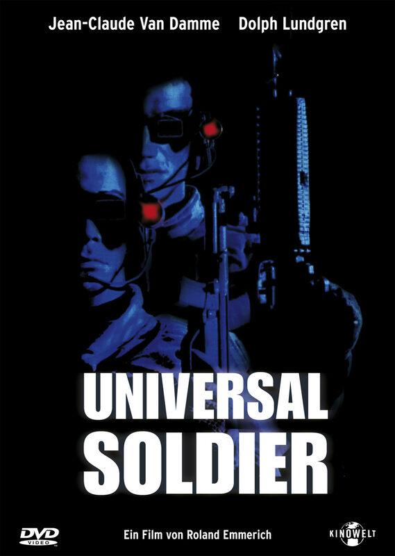 Universal Soldier DVD Bild