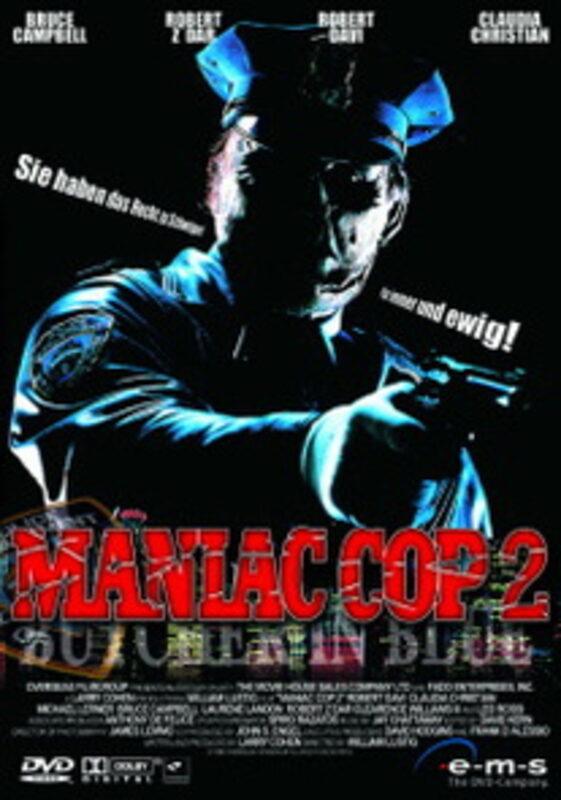 Maniac Cop 2 DVD Bild