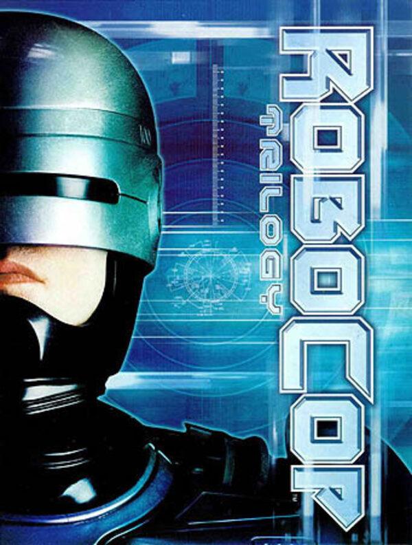 Robocop 1-3 - Box Set  [SE] [3 DVDs] DVD Bild