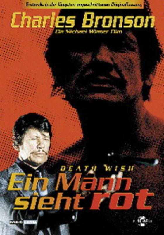Ein Mann sieht rot DVD Bild