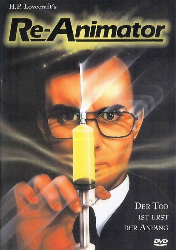 Re-Animator DVD Bild